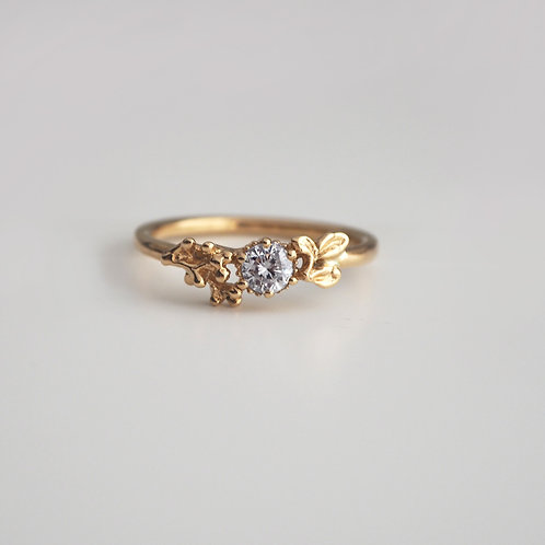 Engagement Ring No.19M30DIGY