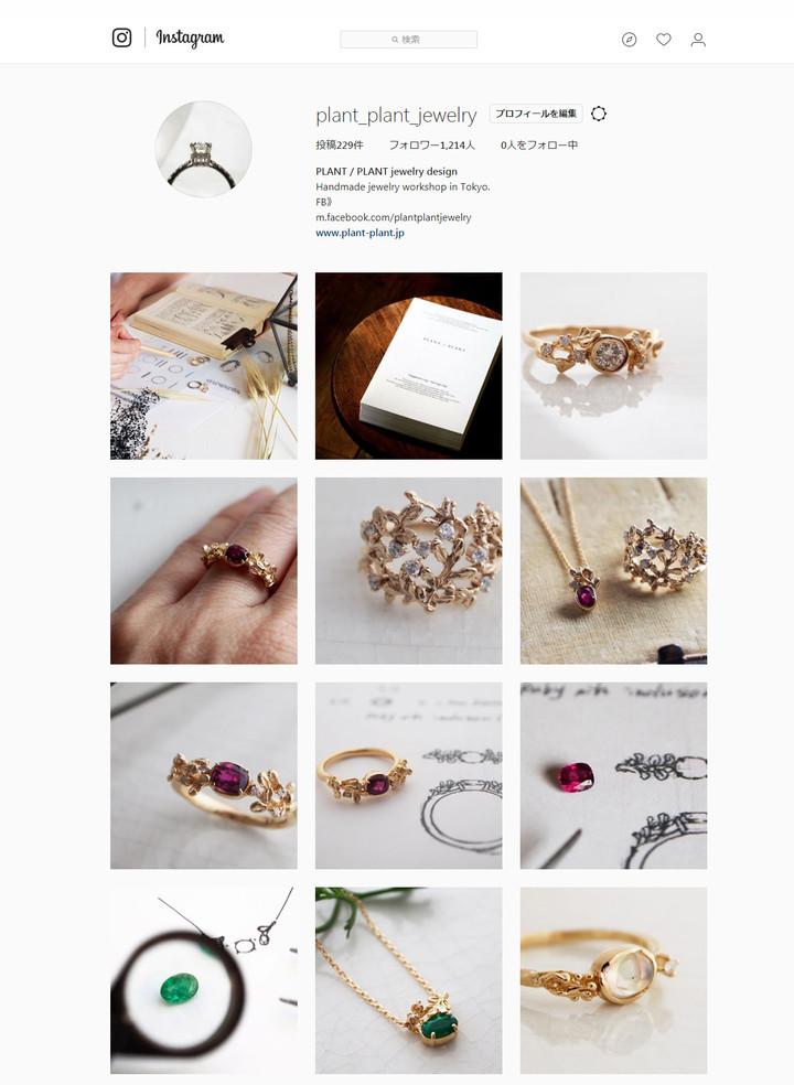 PLANT / PLANT instagram