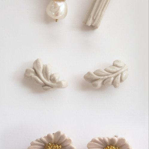 Relief Earrings