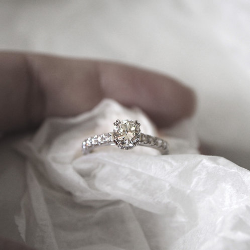 Engagement Ring No.14M25DIPT
