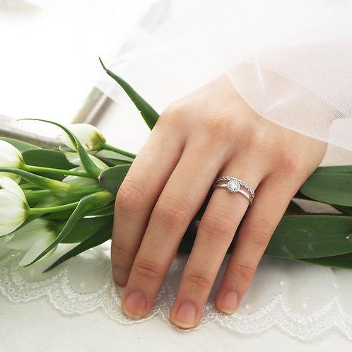 Engagement Ring No.17M24DIPT