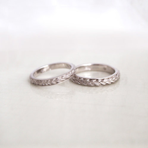 Marriage Ring No.17M26PT