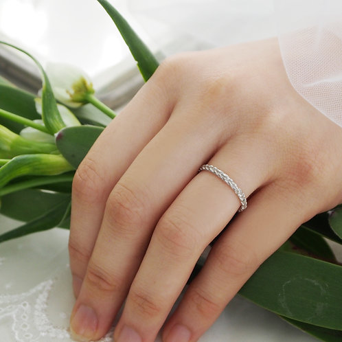 Marriage Ring No.17M21PT