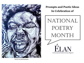 National Poetry Month Prompts Pamphlet – Download and Enjoy!