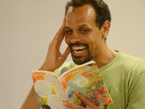 The Warming Lines of Ross Gay
