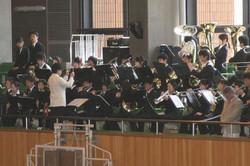 2009年4月6日(入学式式典演奏)