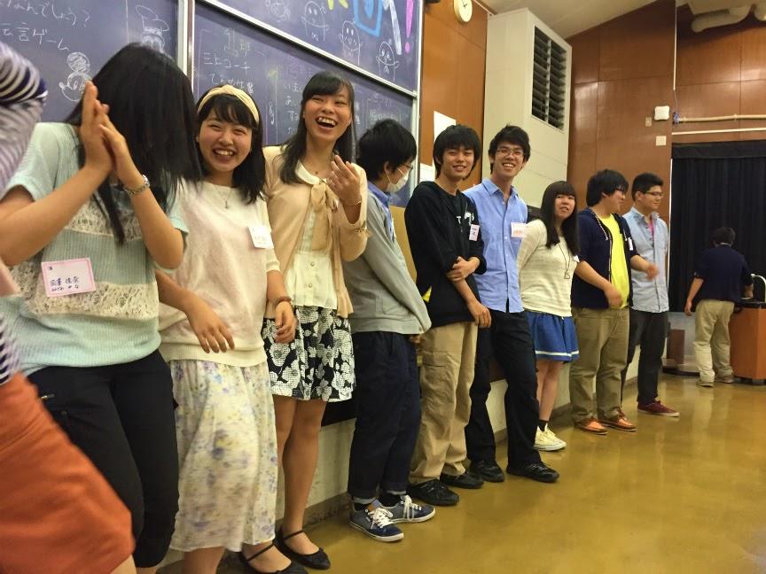 2015年5月10日(新歓レク)