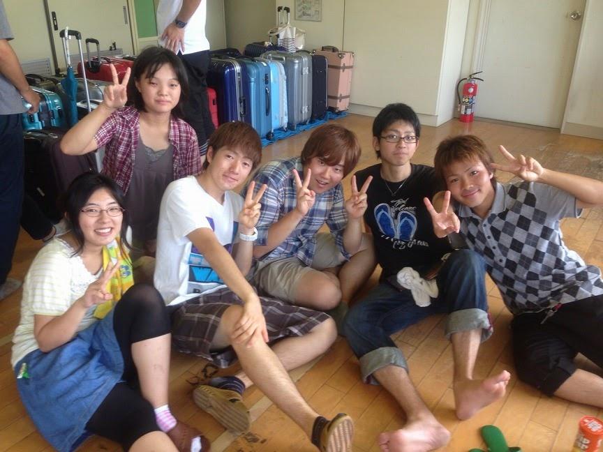 2013年8月19日~22日(コンクール合宿in魚沼)