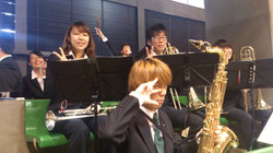 2013年4月1日(入学式)