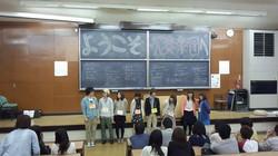 2013年4月28日(入団式)