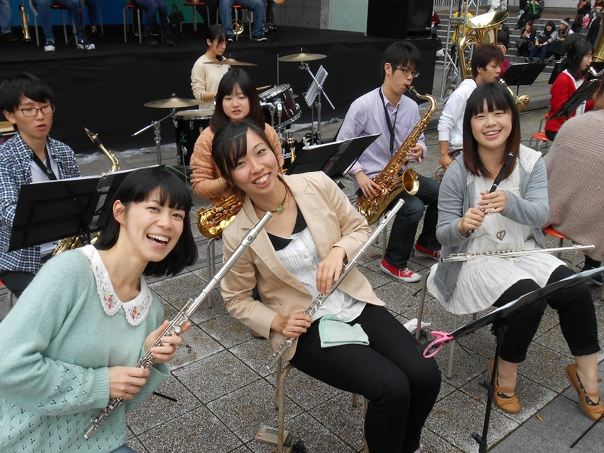 2014年11月2日(大東祭)