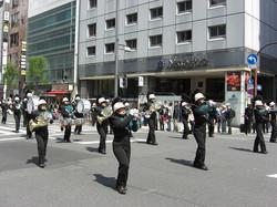 2013年5月5日(銀座ゴールデンパレード)