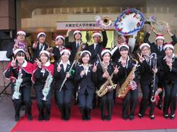 2010年12月18日(丸広川越店クリスマスミニコンサート)