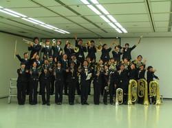 2014年8月16日(東京都大学吹奏楽コンクール)