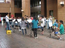 2009年6月21日(オープンキャンパス依頼演奏)