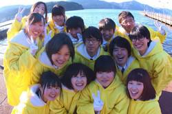 2015年1月2~3日(箱根駅伝応援)
