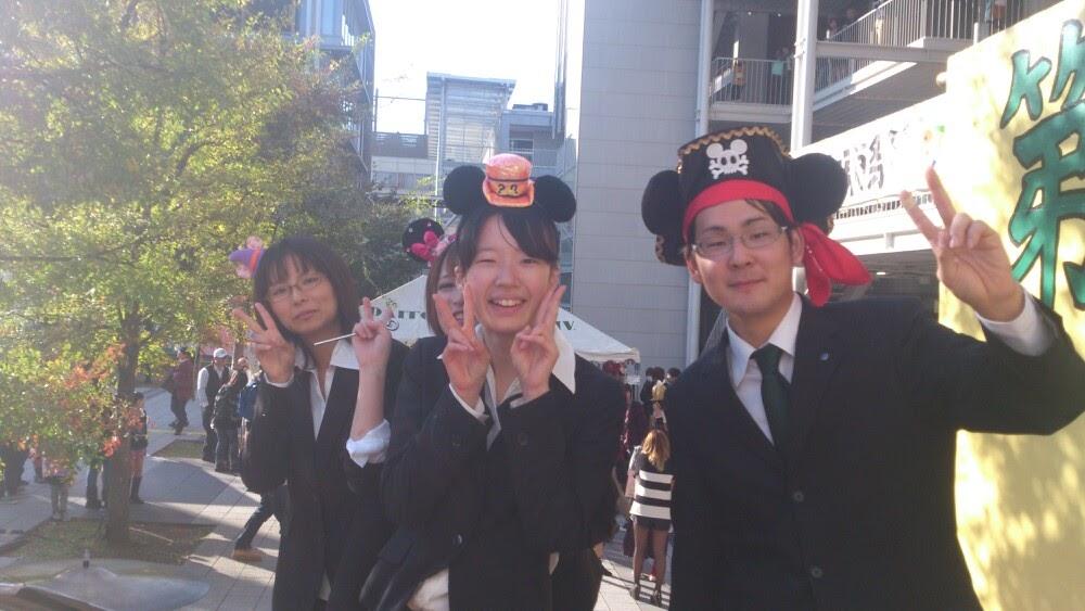 2012年11月3日(大東祭)