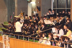 2010年4月5日(入学式式典演奏)