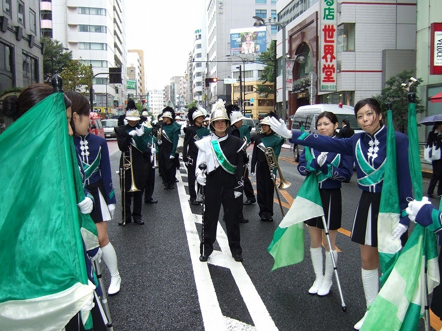 2012年10月7日(新宿芸天パレード)