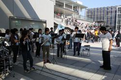 2009年10月15日(ウォーク2009依頼演奏)