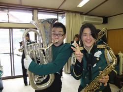 2011年10月2日(都幾川町民運動会依頼演奏)