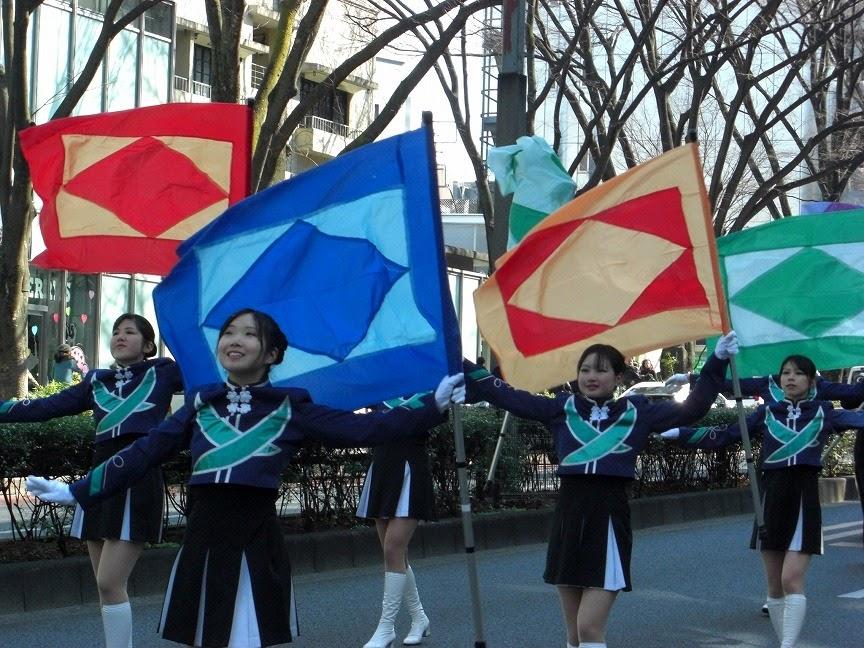 2013年2月11日(建国記念パレード)
