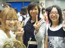 2009年9月10日(六校合同演奏)