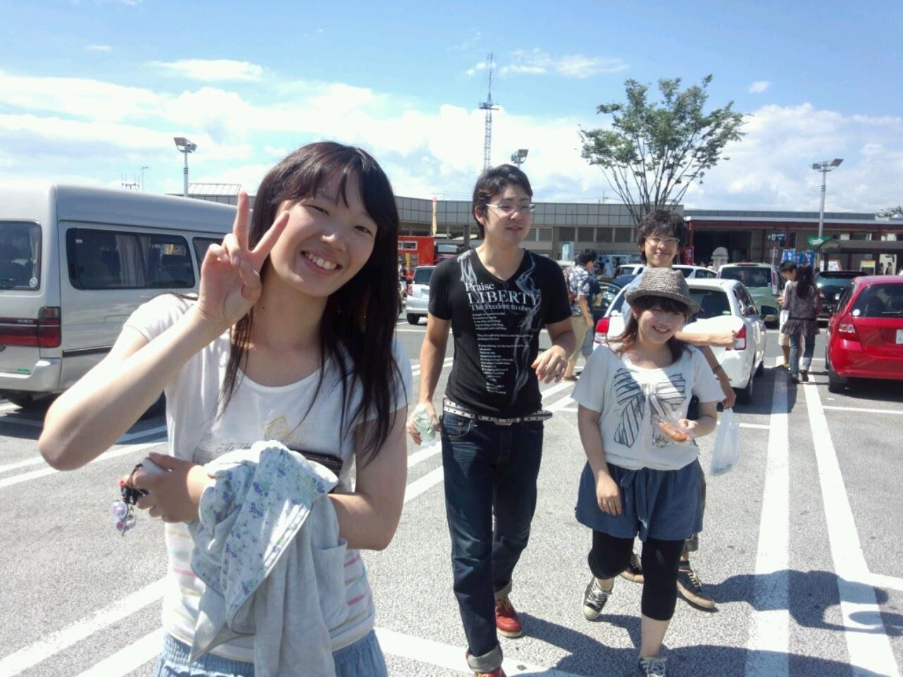 2012年8月7日~10日(コンクール合宿in嬬恋村)
