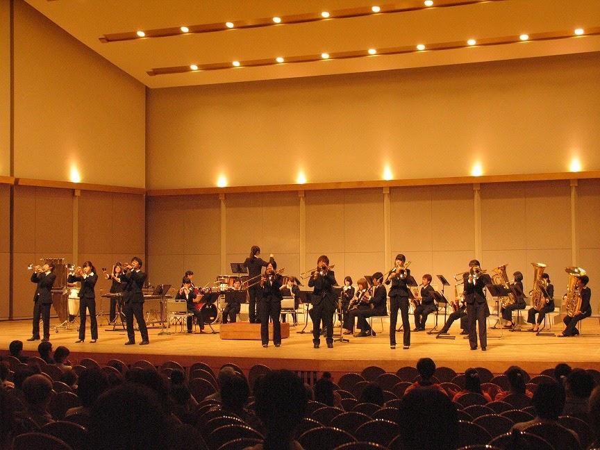 2014年4月26日(高島平警察署レインボーコンサート)