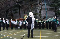 2012年3月18日(セントパトリックスデイパレード)