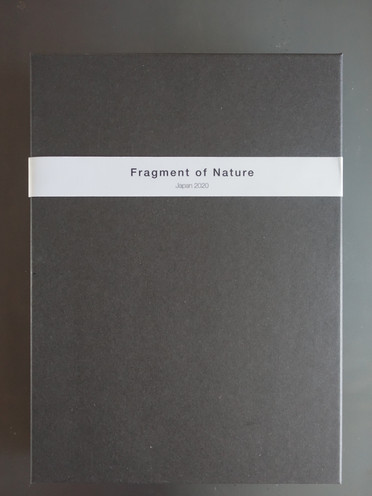 2020 - FRAGMENT OF NATURE - Box 1 - box of 8 etchings