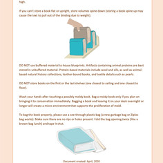 UConn handling guide