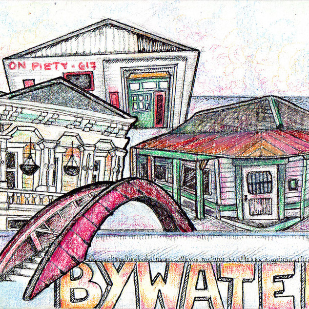 Bywater Mini Map