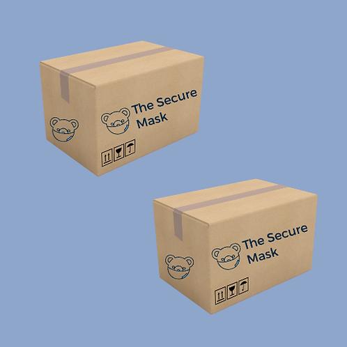 50 Premium Masks