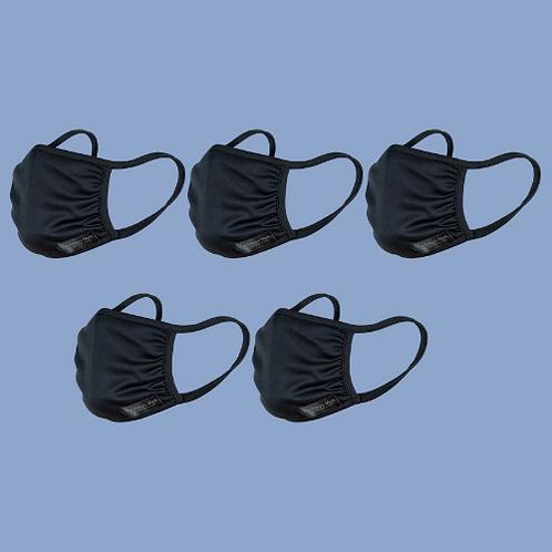 5 Premium Masks