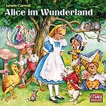 Cover Alice im Wunderland-Titania Medien