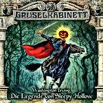 Cover Die Legende von Sleepy Hollow-Tita