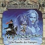 Cover Die Familie des Vampirs -GK 3 A. K