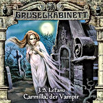 Cover Carmilla, der Vampir-GK 1 J. S. Le