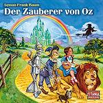 Cover Der Zauberer von Oz-Titania Medien