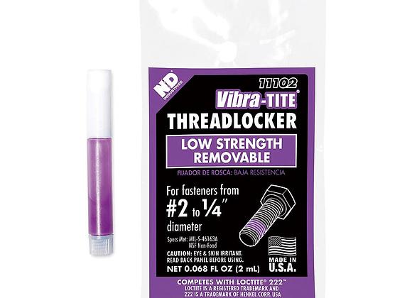 Vibra-tite Threadlocker .5 ml
