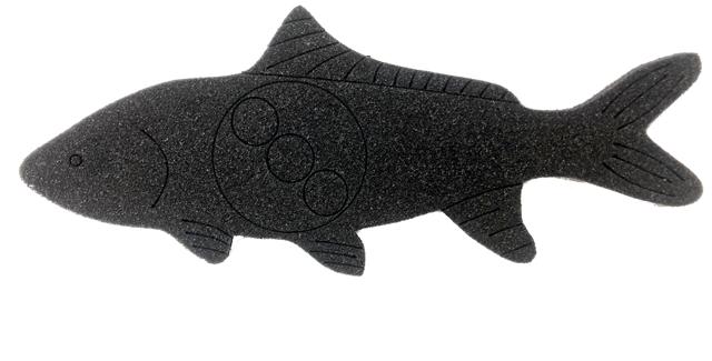 U-PAINT Fish set of 5