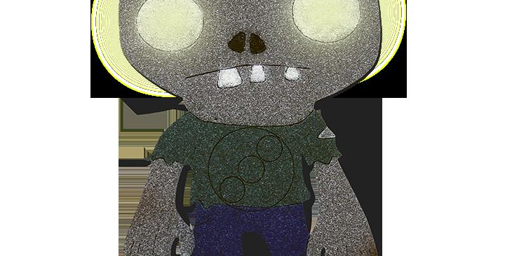 Z3 Zombie - Kid