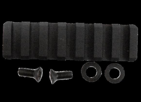Front Rail, Aluminum Low Profile Rail