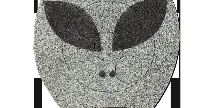AL1 Alien Head