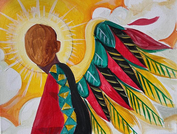Angels &Paint with TCC