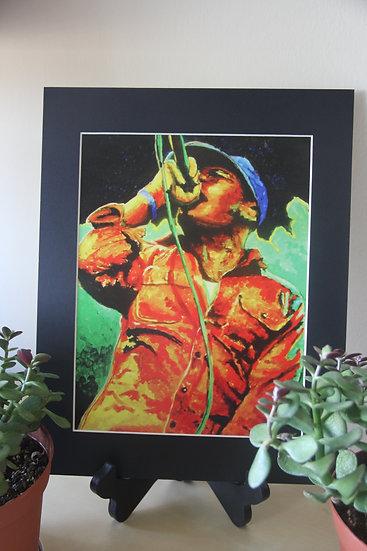 """Astro - 11""""x14"""" Print"""