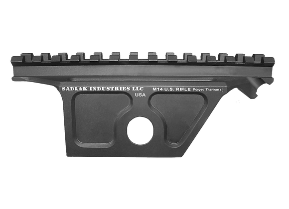 M1A Titanium Scope Mount