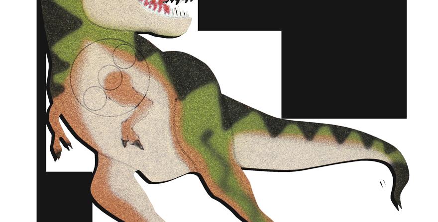 DN-5A T-Rex (Small)