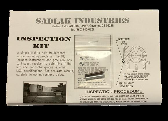 Receiver Inspection Kit